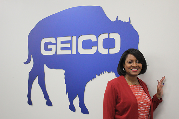 Geico's First African American Female Regional VP