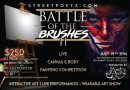 ART MATTERS: Battle Of The Brushes 2018