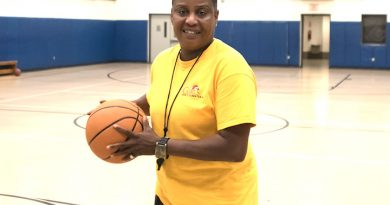 G.I.R.L.S. Sports Foundation Founder & President Cecelie Owens