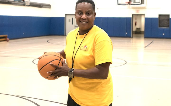 G.I.R.L.S. Sports Foundation Founder & President Cecelie Owens