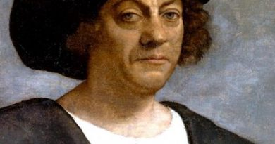 Christopher Columbus: A Legacy of Genocide and Slavery