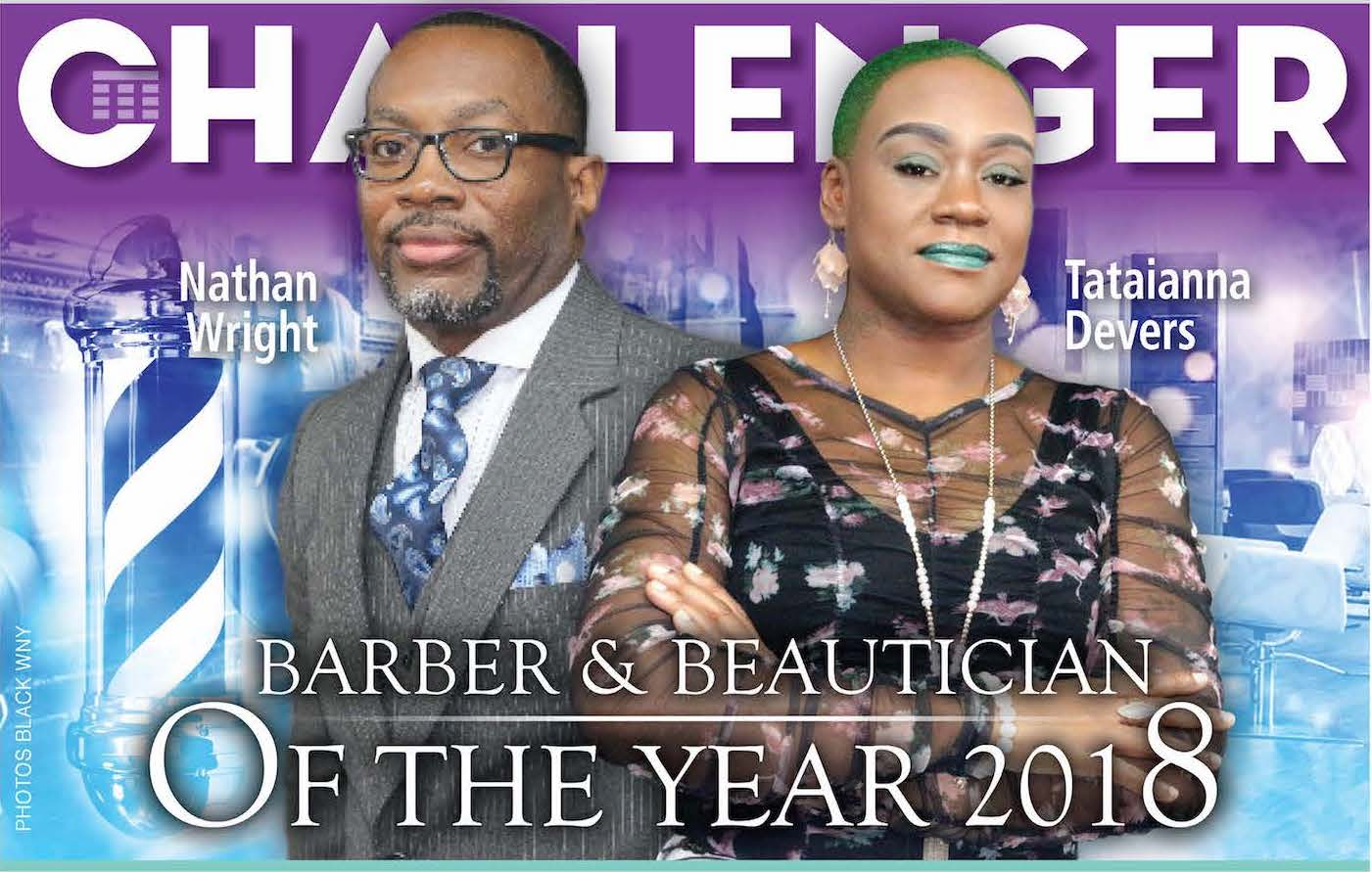 Meet Challenger Winners of 2018 Barber and Beautician Awards