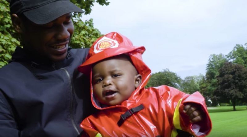 """Firefighter Ronald D.  Finalists for M&T Bank """"What's Important To You"""" Video Contest!"""