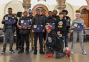 Rams PeeWee Football Team National Champs! Honored at City Council Meeting!