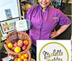 Local Chef Launches New Book of Healthy Meals