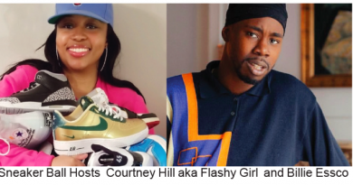 """Get Ready For Buffalo's First """"SNEAKER BALL"""" with Hosts Flashy Girl and Billie Essco!"""