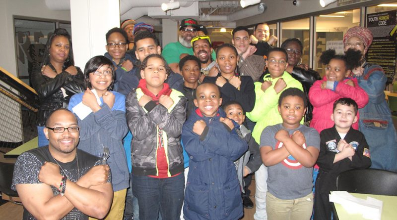 WAKANDA ALLIANCE KICKS OFF FIRST OF MANY EVENTS FOR THE CHILDREN at BCAT!
