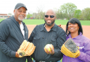 Ed Parson Softball Season opener kicked off with naming ceremony in honor of the late James Hartley