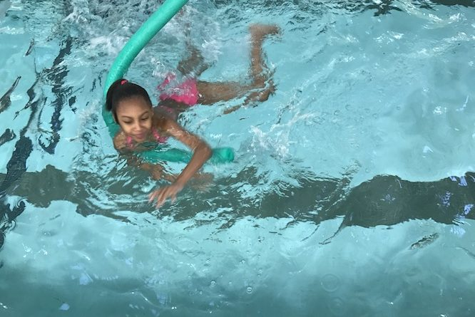 Free Swim Lessons for Kids and Adults  Offered This Summer