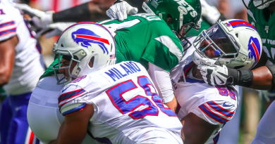 Bills shock Jets With  17-16 Comeback Win