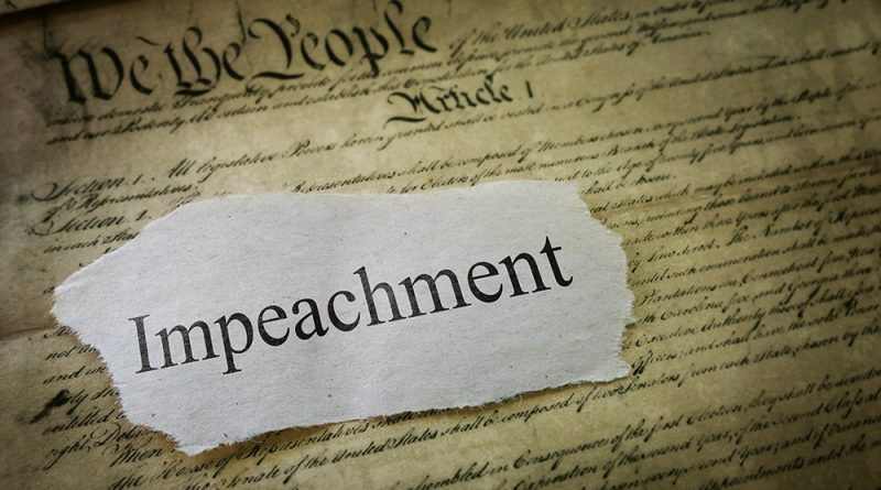 Understanding Impeachment and How It Works…