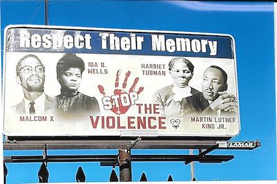 HISTORY/STOP THE VIOLENCE: