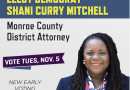 Shani Curry Mitchell Is Challenging Her Republican Ex-Boss In Monroe County's Next District Attorney Race