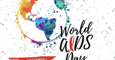 World Aids Day Ending HIV/Aids Epidemic Community by Community