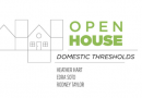 Albright-Knox Northland First Open House Exhibit: Domestic Thresholds