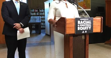 Mayor Warren and County Executive Bello Announce Commission on Racial and Structural Equity