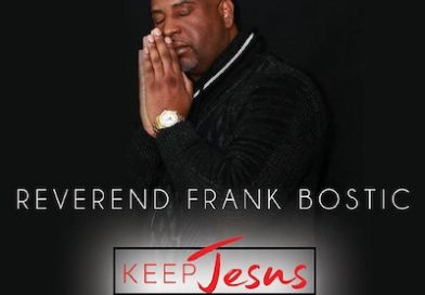 "Pastor Bostic Releases New CD: Album, ""Keep Jesus First,""  Scheduled for Debut  on WUFO Power 96.5 This Week"