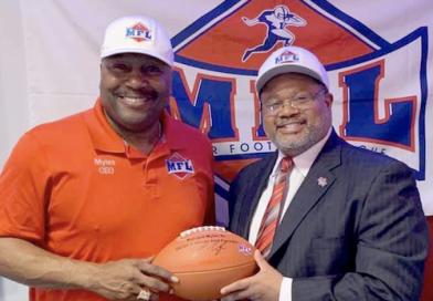"""Honored and Humbled"" Patrick Freeman is New Owner of Minor Professional Football League Team!"