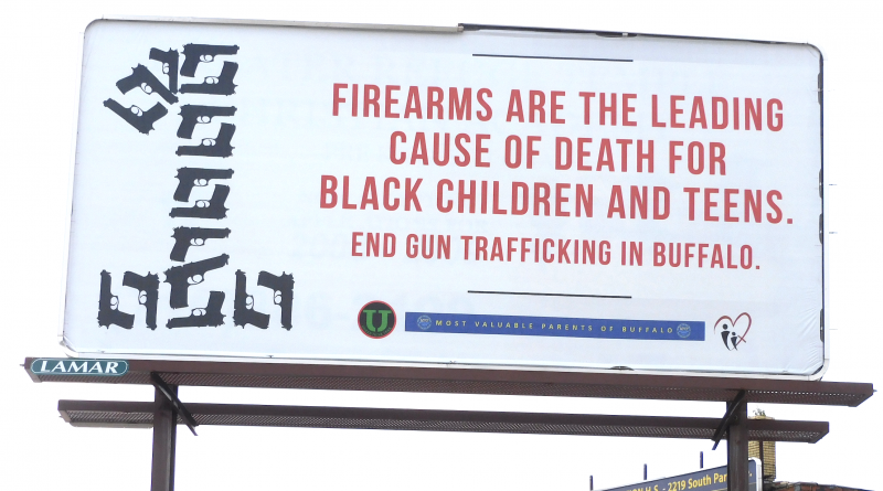 Where Are The Guns Coming From? Community Leaders Unite Against Gun Violence; Announce Launching of Anti-Gun Campaign with City-wide Billboards