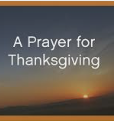 Scriptures to Prepare Your Heart for Thanksgiving