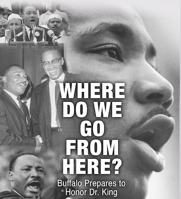 The City of Buffalo MLK Virtual and Radio Celebrations