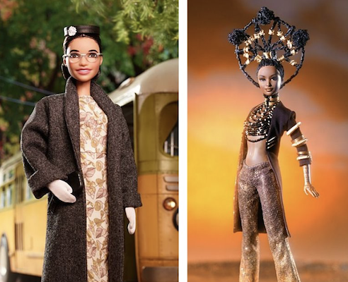 The Black Doll Exhibit: A Showcase of Black Beauty Nationally and Locally