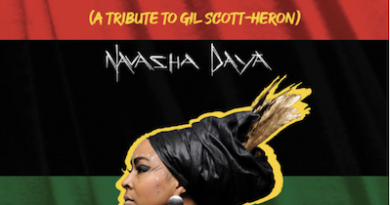 Buffalo's Nasar Abadey Appears on The Legacy Album Tribute to Gil Scott-Heron