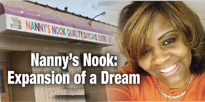 Nanny's Nook Quality Day Care Center Expands