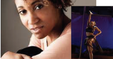 """Jinah Parker's Acclaimed Choreoplay """"She"""" in Special and Rare Performance"""