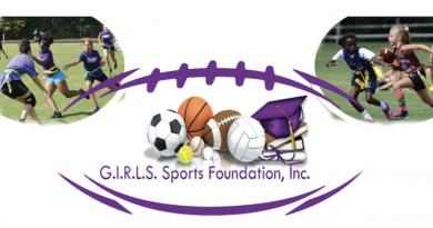 GIRLS FLAG FOOTBALL CLINIC SUNDAY JUNE 13 !