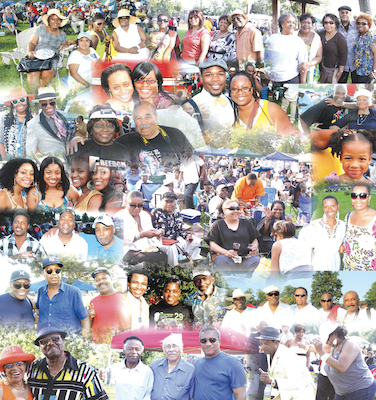 The 32nd Annual Pine Grill Jazz Reunion Returns to MLK Park Sunday August 1st & 8th!