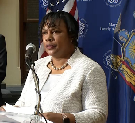 Rochester Police Chief Cynthia Herriott-Sullivan Resigns One Year After Appointment